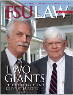 FSU Law Two Giants