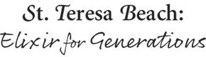 St. Teresa Beach logo