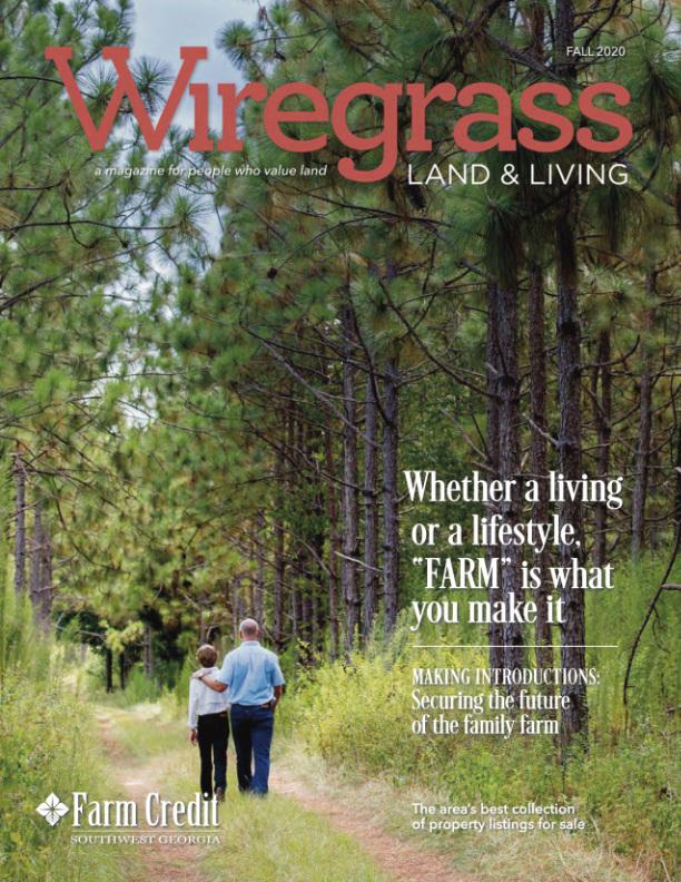 Wiregrass Fall 2020